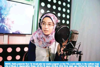 Resultado de imagen para One FM mosul