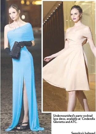 PressReader - The Philippine Star: 2018-02-07 - Prom dresses to love