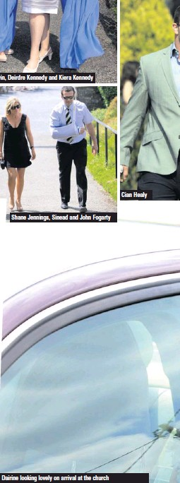 PressReader - Bray People: 2011-07-06 - Wedding days