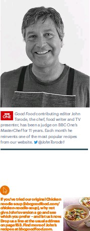 Pressreader bbc good food 2017 01 26 masterchef makeover john good food contributing editor john torode the chef food writer and tv presenter has been a judge on bbc ones masterchef for 11 years forumfinder Gallery