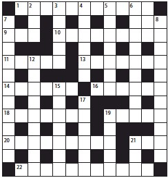 Dated crossword in Brisbane