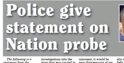 PressReader - Daily Nation (Barbados): 2013-11-15 - Police give ...
