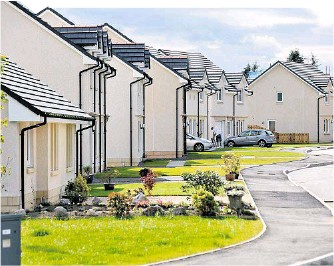 Pressreader the press and journal inverness 2011 07 15 reduce newhomes completed properties at tulloch homes bellfield meadows development at north kessock black isle malvernweather Choice Image