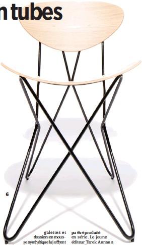 pressreader - le parisien (paris): 2017-01-14 - des chaises à ... - Chaise Tulipe Maison Du Monde 2