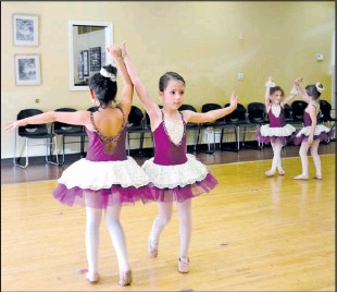PressReader - The Sentinel-Record: 2015-05-22 - BALLET PRACTICE