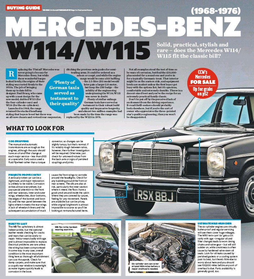 PressReader - Classic Car Weekly (UK): 2017-05-17 - Buying Guide