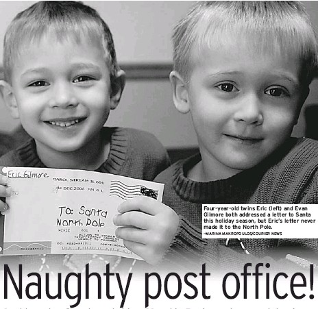 Pressreader chicago sun times 2006 12 13 naughty post office marina makropouloscourier news spiritdancerdesigns Image collections