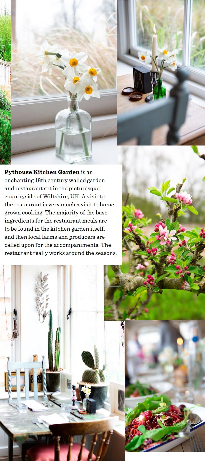 PressReader - Chic & Country: 2018-05-08 - Pythouse Kitchen Garden
