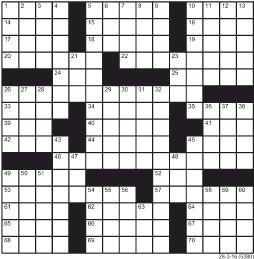 enigma variations composer crossword