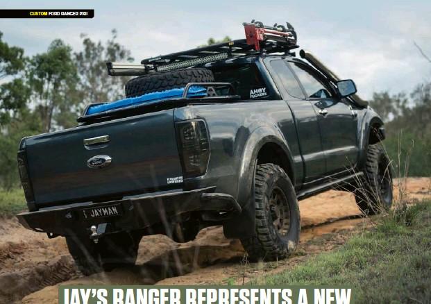 PressReader - 4 x 4 Australia: 2017-04-01 - JAY\'S RANGER REPRESENTS ...