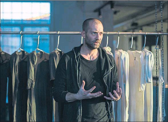 PressReader - La Vanguardia: 2016-12-03 - Boris Bidjan Saberi