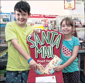 Pressreader wangaratta chronicle 2016 12 05 have you been getting in early angus 9 and allegra 6 mccoll posted their letters to santa this week at australia post wangaratta in murphy street spiritdancerdesigns Image collections