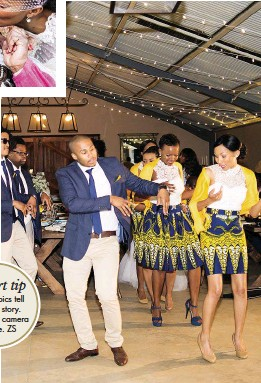 Mlisana wedding
