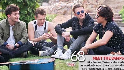 Meet and greet the vamps gallery greeting card designs simple pressreader society 2017 01 01 meet the vamps m4hsunfo