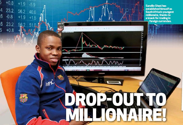Forex trader job south africa