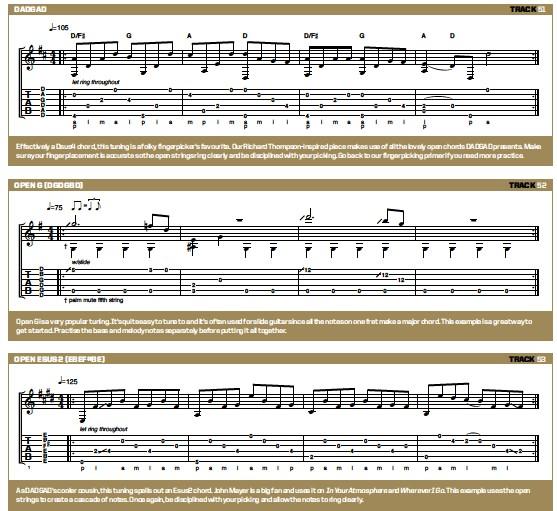 PressReader - Total Guitar: 2018-07-06 - 07 Altered tunings