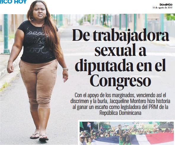 Image result for diputada del municipio de Haina, provincia San Cristóbal, por el Partido Revolucionario Moderno (PRM), Jacqueline Montero