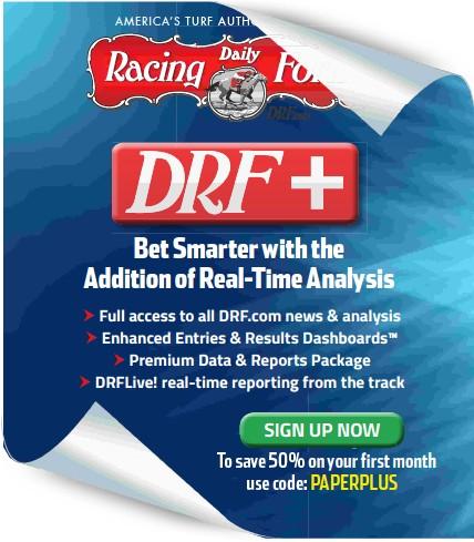 PressReader - Daily Racing Form National Digital Edition