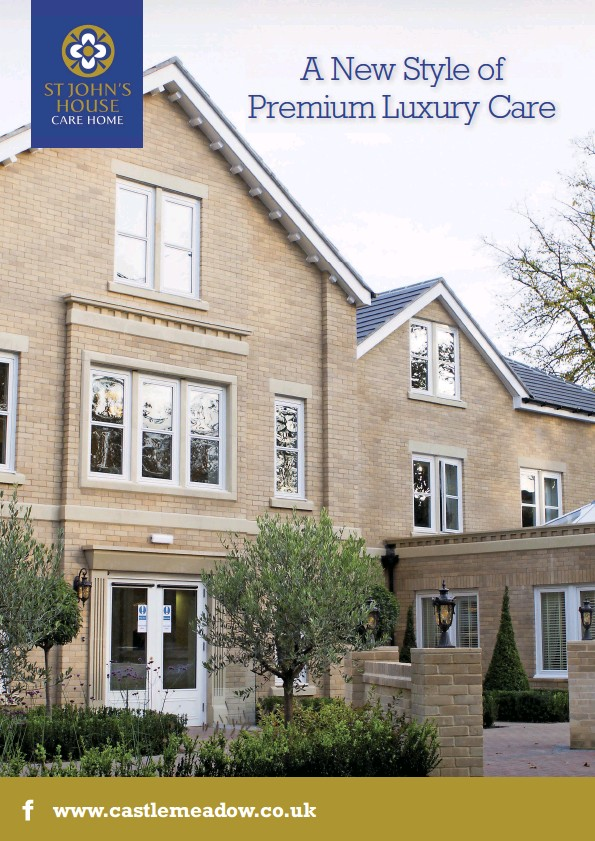 St Johns House Care Home Heigham Road Norwich NR2 3AT