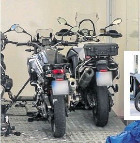 Pressreader Motorcycle Monthly 2017 05 19 Spy Shots Revealed