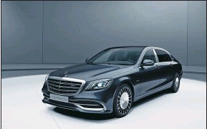 Pressreader china daily 2017 04 19 six decades of in for Mercedes benz s680