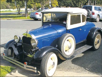 PressReader Campaspe News Get Into Gear With - Rochester car show