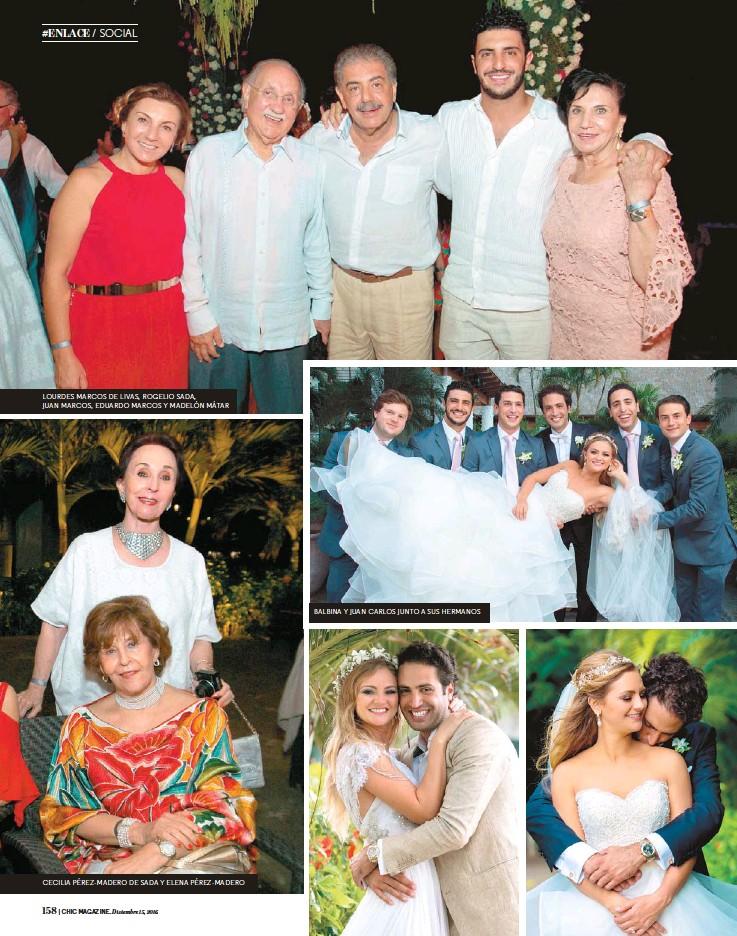 PressReader - Chic Magazine Monterrey: 2016-12-15 - BALBINA & JUAN ...