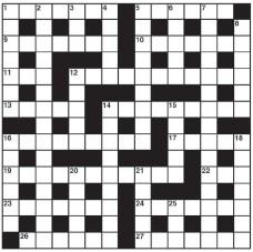 Pressreader the citizen gauteng 2017 01 25 cryptic for Farcical crossword clue