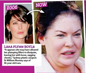 Lara Flynn Boyle Discusses Her History of Sexual ...