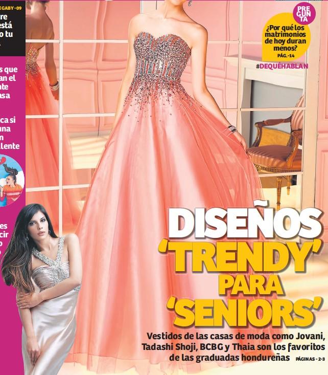 PressReader - Diario La Prensa: 2016-06-10 - Los vestidos de moda ...