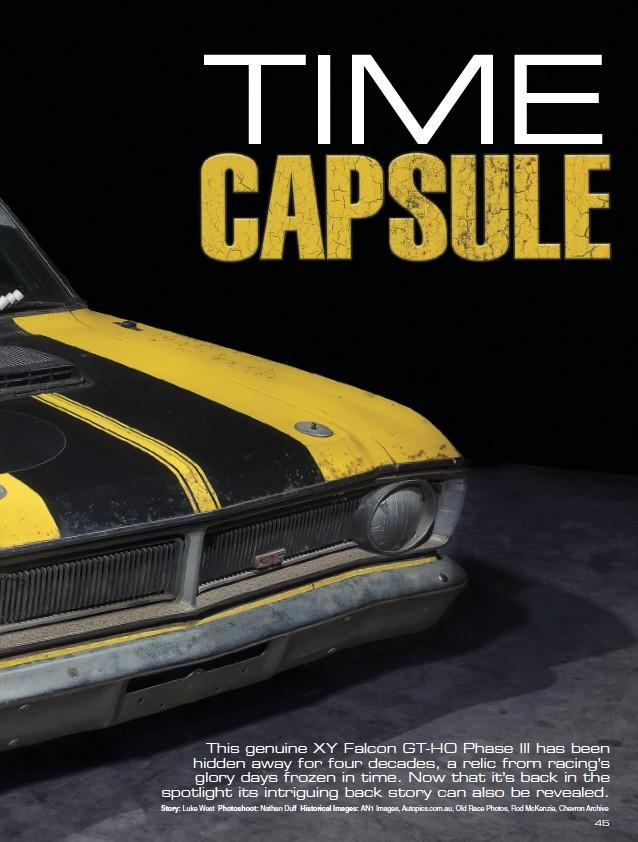 PressReader - Australian Muscle Car: 2018-03-01 - TIME CAPSULE