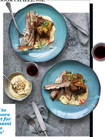 Pressreader bbc good food 2018 03 01 crispy lamb belly with not mazis fault of course i just need to have more respect for the umami powers of miso cook again defnitely but ill need to fnd a free weekend to do forumfinder Image collections