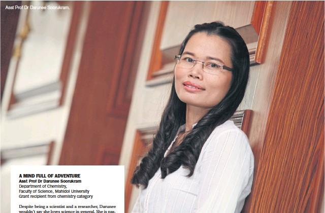 Image result for Darunee Soorukram Mahidol University