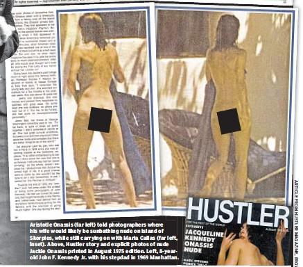 hustler 1975 jackie onassis