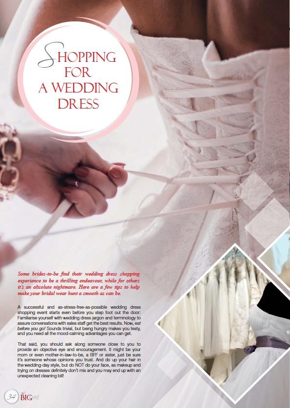 PressReader - Bangkok Post: 2016-07-28 - Shopping for a wedding dress