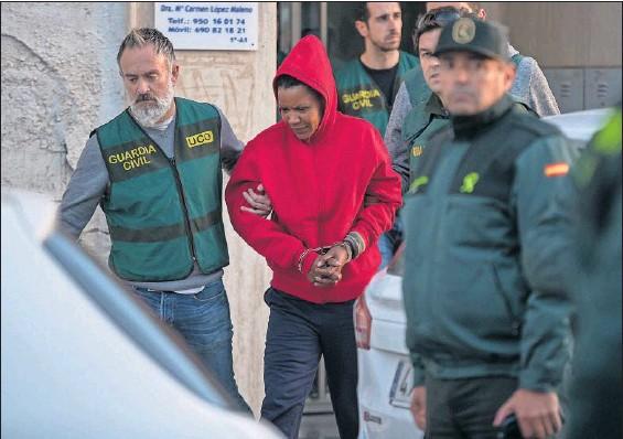 """LA MADRE DEL NIÑO GABRIEL CRUZ PIDE QUE """"NO SE EXTIENDA LA RABIA"""""""