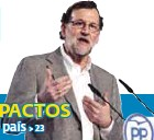 RAJOY NO VE POSIBLE AGOTAR LA LEGISLATURA SIN LLEGAR A PACTOS