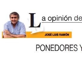 PONEDORES Y MECENAS