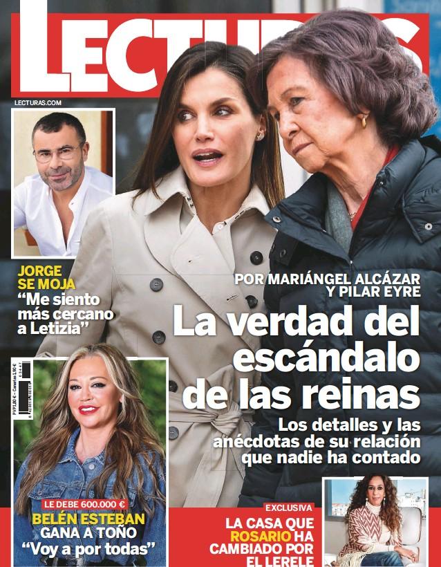 LA CASA QUE ROSARIO HA CAMBIADO POR EL LERELE