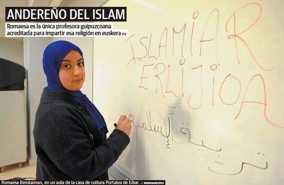 ANDEREÑO DEL ISLAM