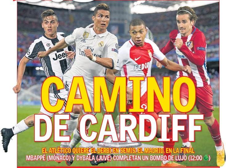 CAMIN0 DE CARDIFF