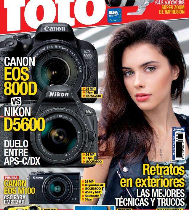 CANON EOS 800D VS NIKON D5600