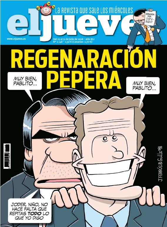 REGEBARACIÓN PEPERA
