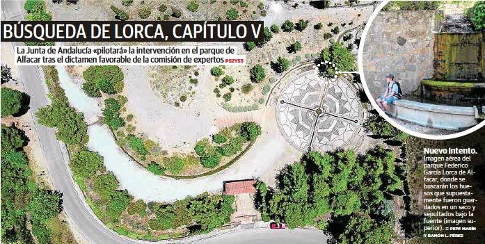 BÚSQUEDA DE LORCA, CAPÍTULO V