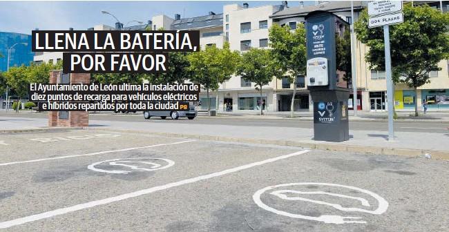 LLENA LA BATERÍA, POR FAVOR